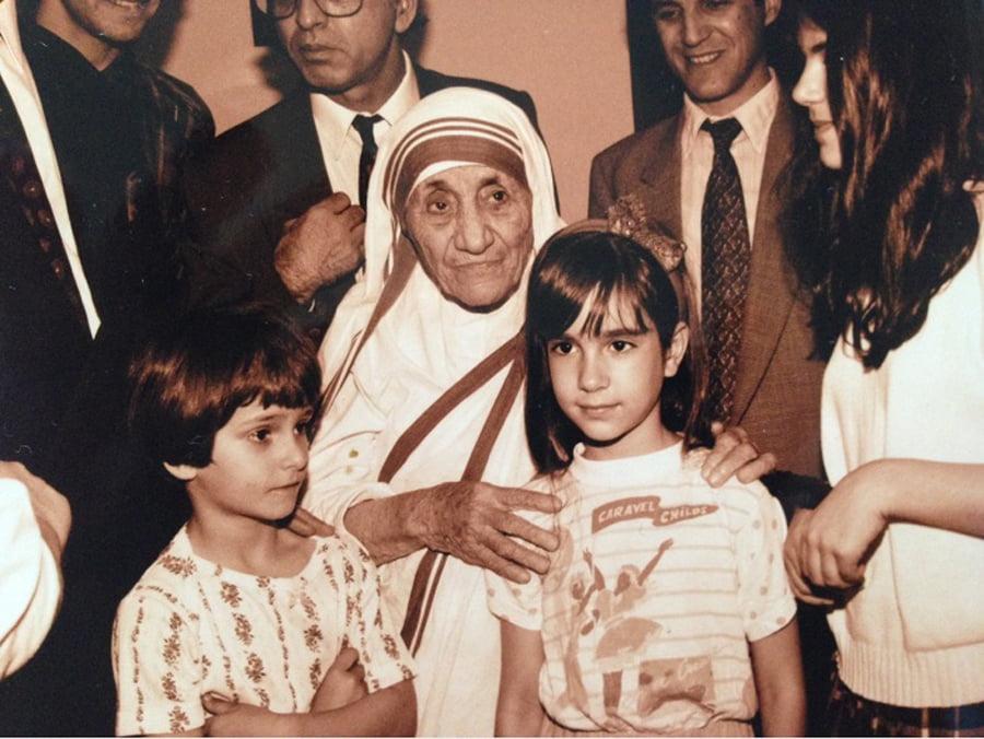 Jeta dhe vepra e Nënë Terezës