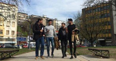 Iranianët që kërkojnë azil në Beograd