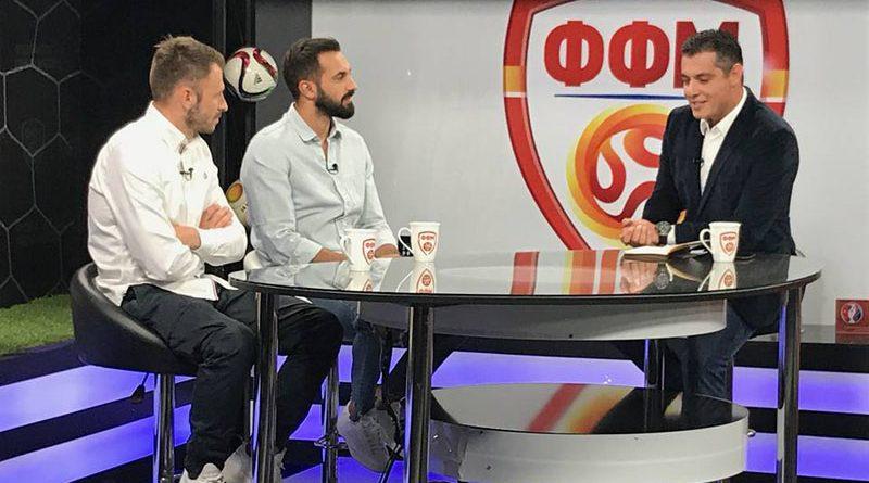 """KF Shkëndija dënon ofendimet e zëdhënësit të FFM-së Andonovski në emisionin """"Shtëpia e futbollit"""""""