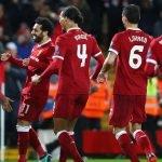 """Spektakël me shtatë gola në """"Anfield"""" (VIDEO)"""