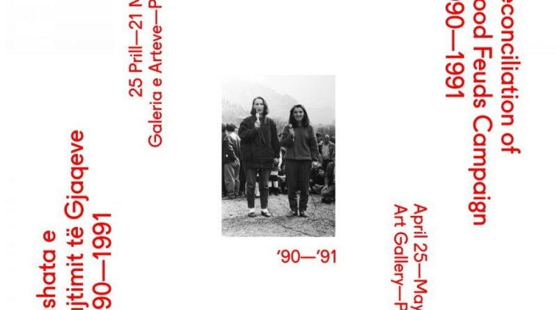 """Nesër në Pejë hapet ekspozita """"Fushata e Pajtimit të Gjaqeve 1990-1991"""""""