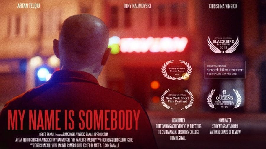 My Name Is Somebody