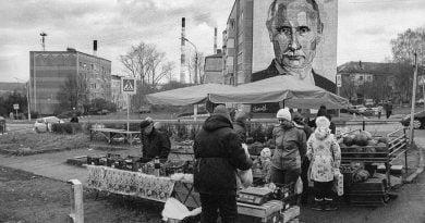 Jeta në rrugët e dhunshme të Rusisë (FOTO)