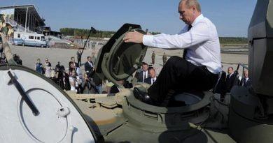 Vladimiri i Madh, lideri i gjithanshëm i Rusisë (FOTO)