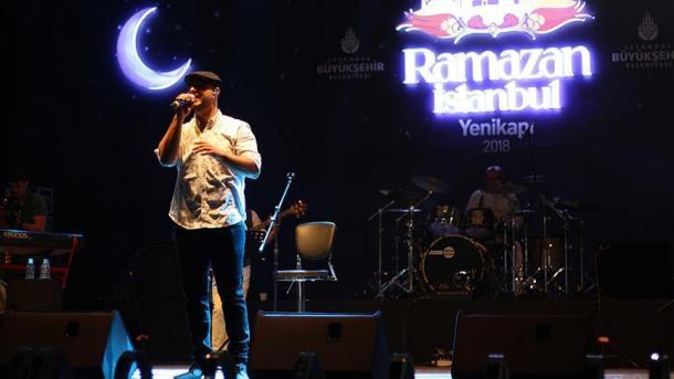 Këngëtari Maher Zain vazhdon koncertet e muajit të ramazanit në Stamboll