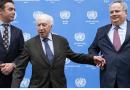 Dimitrov, Koxias dhe Nimic i vazhduan negociatat në Nju-Jork