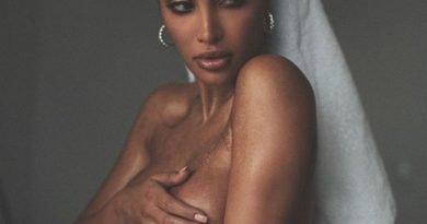 Sozia e Kim Kardashianit, foto nudo nga dushi (FOTO