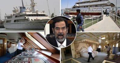 Superjahti i Sadam Huseinit, por që nuk e përdori kurrë (FOTO)