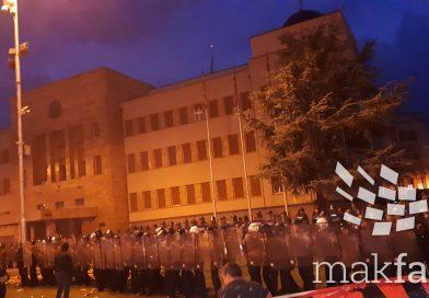 """Komitët para Kuvendit brohoritën """"Litar për Zaevin"""""""