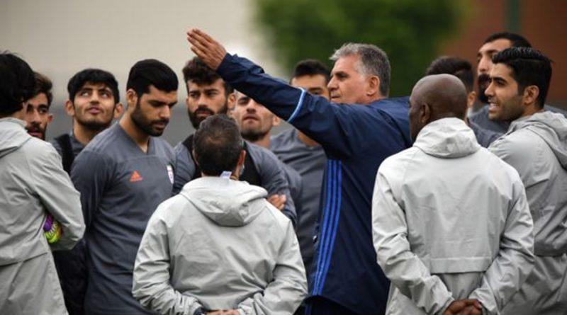 Irani pa atlete në Botëror, reagon portugezi Queiroz