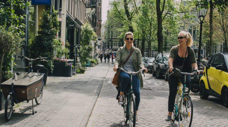 AMSTERDAMI, qyteti më i shëndetshëm i botës
