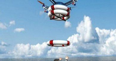 Dronët do t'i zëvendësojnë rojet e plazhit