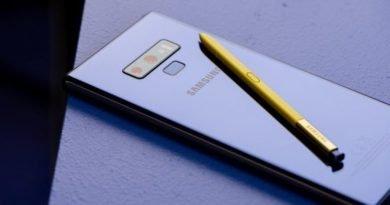 Të veçantat e Galaxy Note 9, kushton 999 dollarë