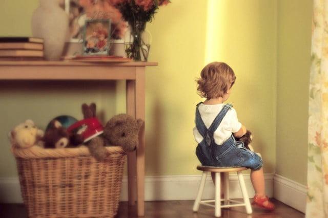 A duhet t'i ndëshkojmë fëmijët kur gabojnë?