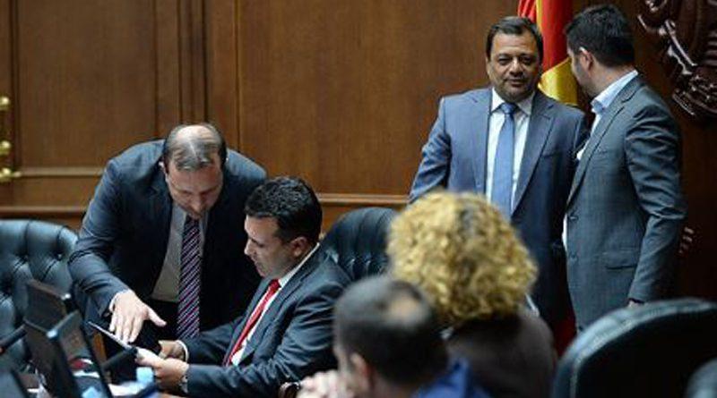 Qeveria solli vendim për zbatim të fushatës për referendumin