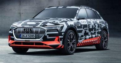 Audi-A e parë elektrike, mund të mbushet edhe në shtëpi