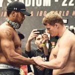 Joshua 12kg më i rëndë se Povetkin para duelit për titull