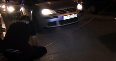 Tentim vrasje në Podujevë (VIDEO)