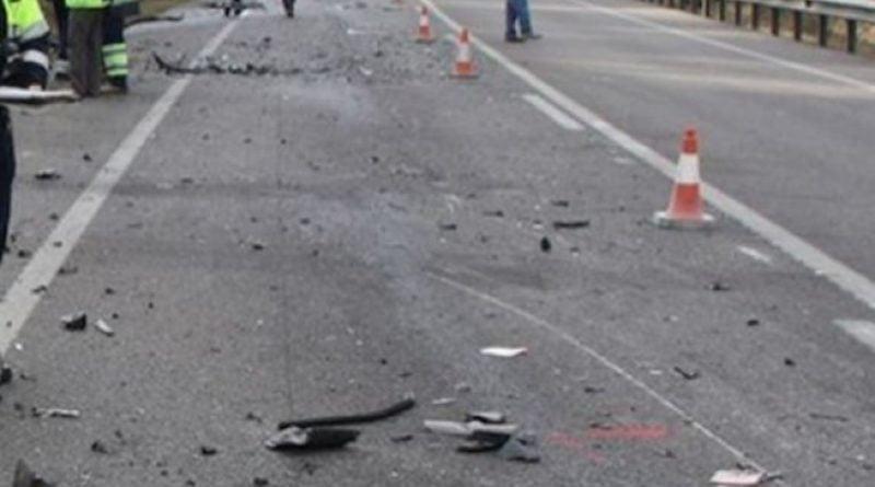 Aksident në autostradën Shkup-Veles, komunikacioni është ndërprerë