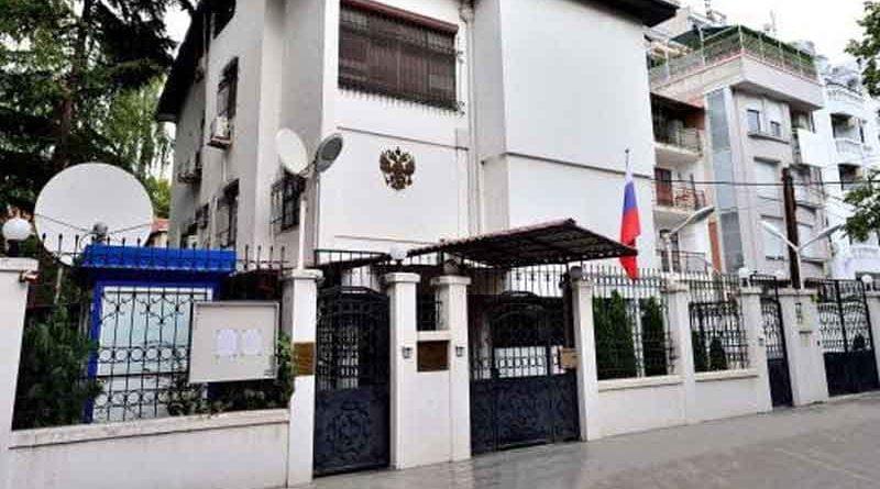 Ambasada ruse: Rusia nuk e ndryshon qëndrimin për emrin kushtetues të Maqedonisë