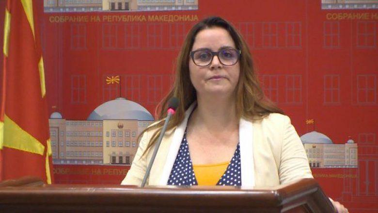 Ismajloska-Starova: Nuk pendohem që votova për ndryshimet kushtetuese