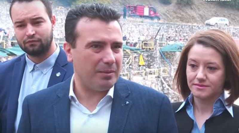 Zaev: Draft-Amandamentet gati për më pak se 15 ditë