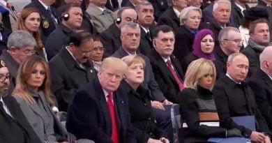 Le Monde: Makron turpëroi Vuçiqin dhe nderoi Thaçin (FOTO)