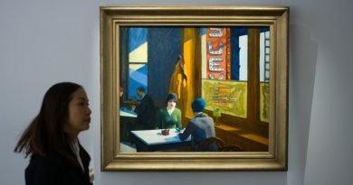 Piktura ikonë e Hopperit shitet për 92 milionë dollarë!