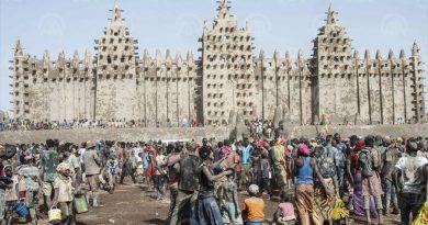 Nis riparimi i xhamisë më të madhe në botë (FOTO)