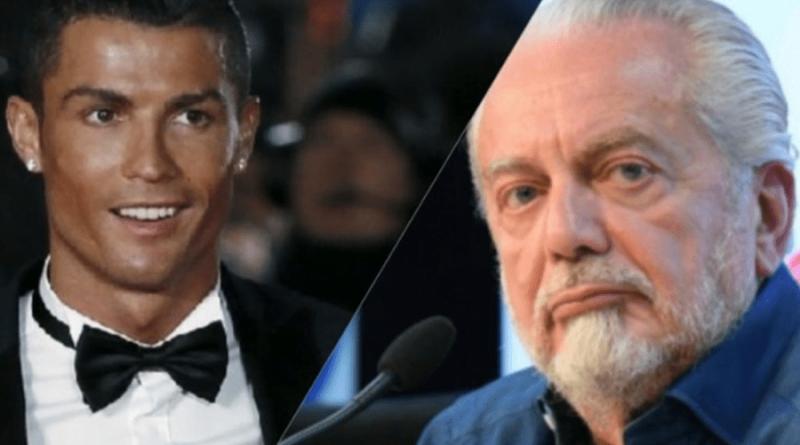 De Laurentiis: Ronaldo do ta mbyllë karrierën te Bari