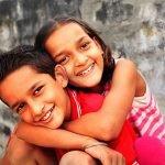Të pasurit një motër, ju bën më të lumtur
