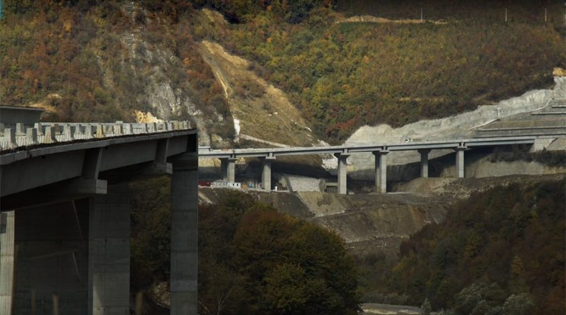 Vepra madhore infrastrukturore e Ballkanit mes Grykës së Kaçanikut (VIDEO)
