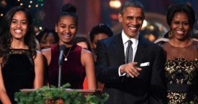 Shtëpia e familjes Obama është përallore (FOTO)