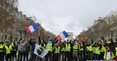 """Evropa """"pushtohet"""" nga protestat"""
