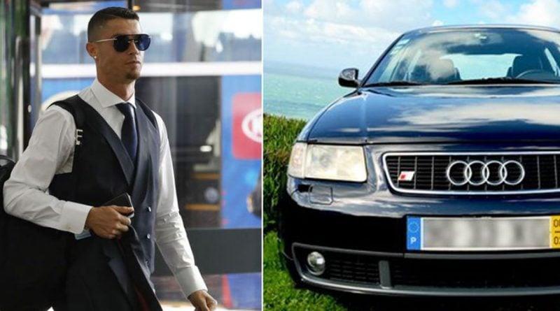 Audi 15-vjeçar në shitje, ky është çmimi i pabesueshëm i makinës së parë të CR7