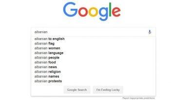 Ja çfarë kanë kërkuar shqiptarët në Google gjatë 2018-ës