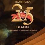 25 vjet  kultivim dhe afirmim i folklorit burimor shqiptar