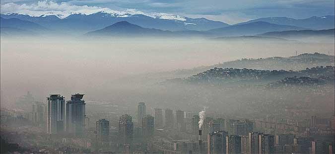 Shkupi mbrëmë qyteti më i ndotur në botë