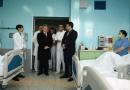 """Ivanov vizitoi të lënduarit e fatkeqësisë së """"Laskarcës"""""""