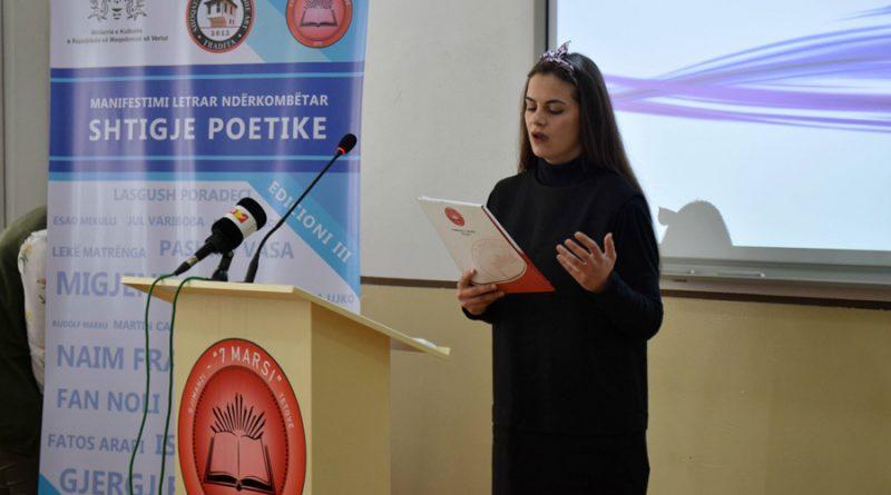 "Edicioni III i manifestimit letrar ndërkombëtar ""shtigje poetike"""