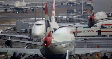 Shtrenjtohen biletat e aeroplanëve nëpër Europë