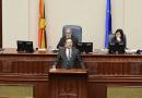 Interpelanca për Oliver Spasovskin nuk kaloi në Parlament (FOTO)