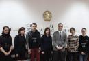 Ministri Ademi në takim me kreatorët e aplikacionit inovativ Speak Out
