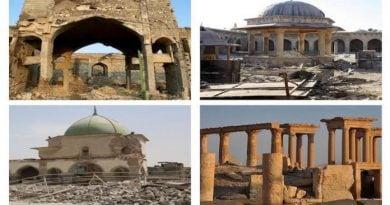 Notrë Dam dhe humbjet e tjera të njerëzimit në Lindjen e Mesme