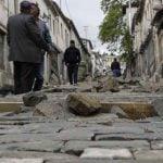 Restauruesit në Gjirokastër zbulojnë kalldrëmin deri në 400 vjet të vjetër