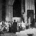 Kur shqiptarët mbajtën meshën në Notre-Dame të Parisit