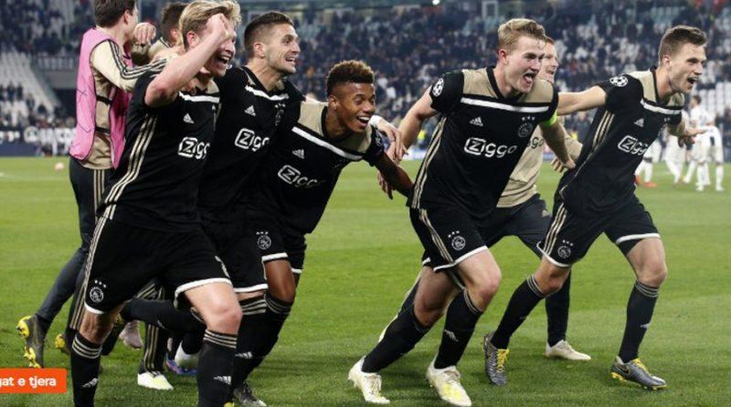 Ajax bën lëmsh të gjithë, federata holandeze nuk di ç'të bëjë me kampionatin!