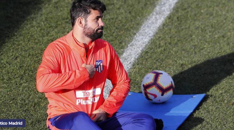 Costa refuzon të stërvitet me Atletico Madridin