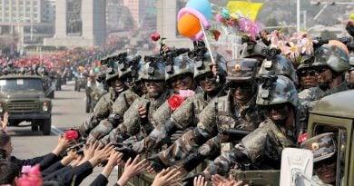 Forcat speciale të Kim Jong Un (FOTO)
