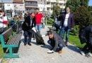 Në Gostivar u pastruan parqe dhe vende për mbeturina